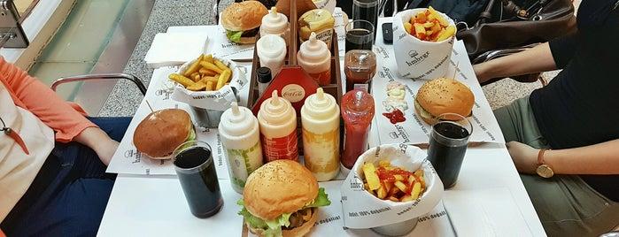 Hmbrgr - Homemade Burgers is one of Yeme - İçme.