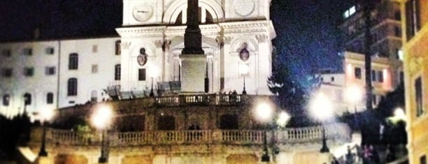 Scalinata di Trinità dei Monti is one of Rome.