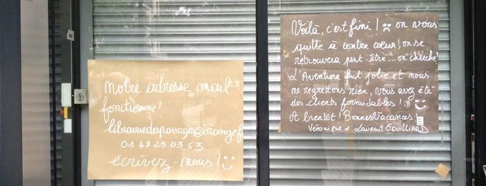 Librairie Des Passages is one of Boulogne Billancourt.
