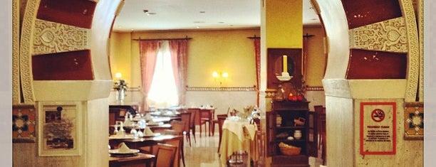 Hotel Maimonides is one of Donde comer y dormir en cordoba.