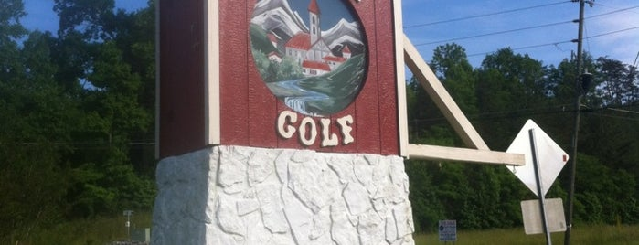 Alpine Mini Golf is one of Attractions.