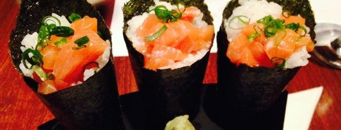 Sakura is one of Top picks for Sushi in Porto Alegre.