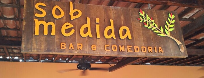 Sob Medida is one of excelência.