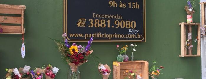 Primo Pastifício is one of Comidinhas — vencedores do Comer & Beber 2013/14.