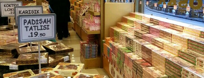 Koska is one of Istambul food.