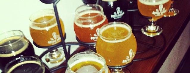 Bottle Logic Brewing is one of LAS/LAX/SAN.