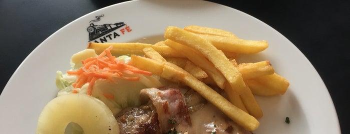 Santa Fé Steak is one of w2.