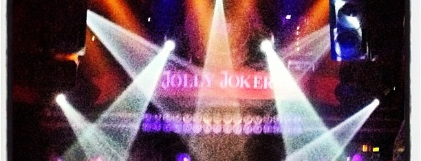 Jolly Joker Beyoğlu is one of istanbulmaca.