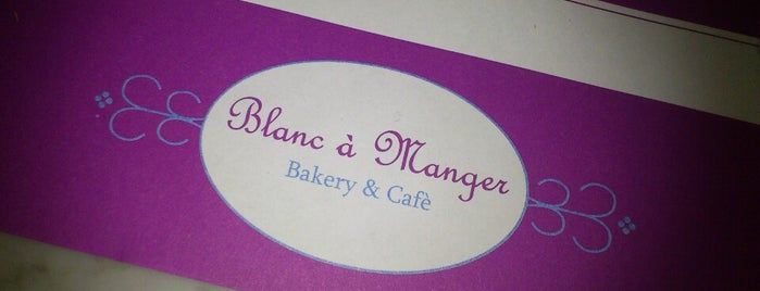 Blanc à Manger is one of Where find City Map.