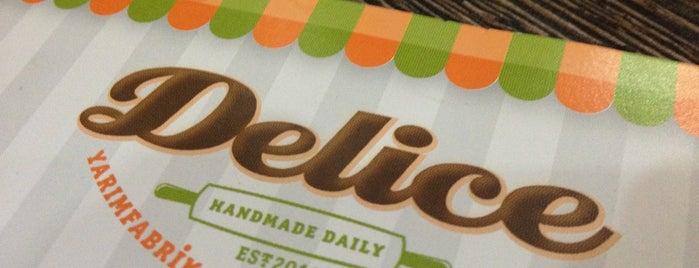 Delice is one of Restaurants in Baku (my suggestions).