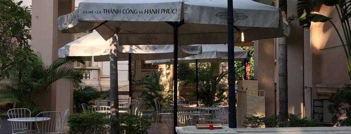 Cafe Sạch Trung Nguyên is one of Café Hà Nội.