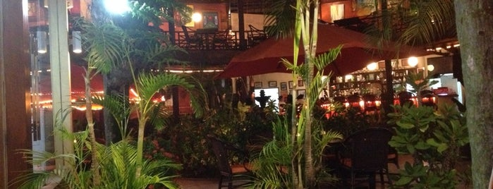 Taman Restaurant is one of All-time favorites in Indonesia.