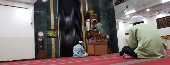 Hasanah Mosque is one of Mosque in Singapore.