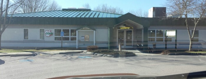 Core Plus Federal Credit Union is one of Mcclintoks ranch.