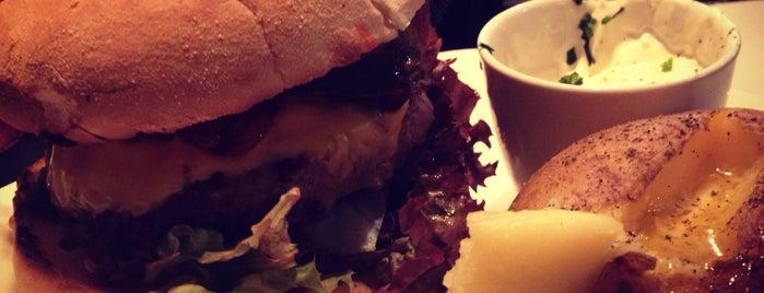Ellis Gourmet Burger is one of Een 'snelle hap' in Brussel.