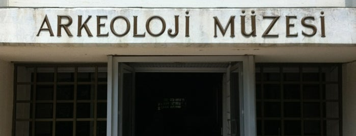 Arkeoloji Müzesi is one of Tarih/Kültür (Marmara).