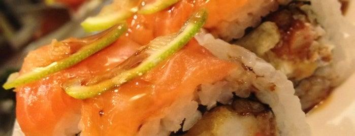 Edo Sushi Bar is one of La Molina Best Places.