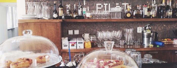 Café Pilát is one of Cafés.