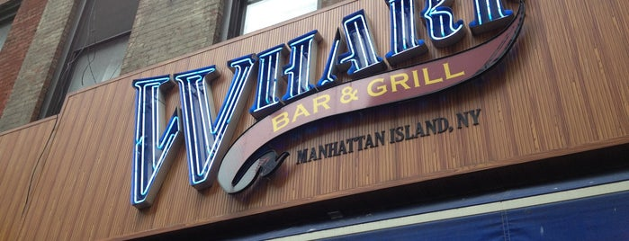 Wharf Bar & Grill is one of 200+ Bars to Visit in New York City.