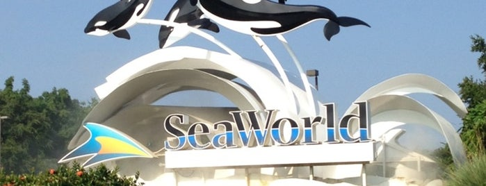 SeaWorld Orlando is one of Orland.