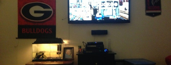The Man Cave is one of General-Misc.