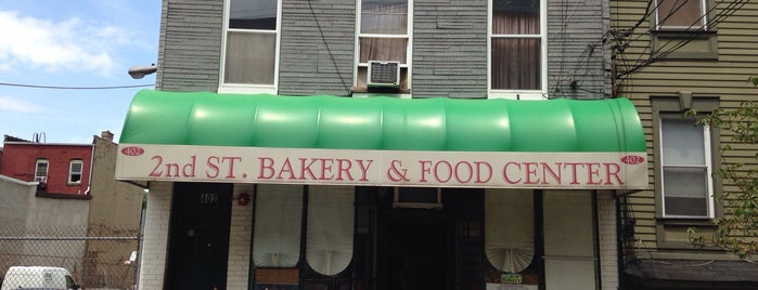Second Street Bakery is one of Great Food in Jersey City.
