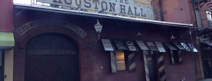 Houston Hall is one of Kettle's Top Spots.