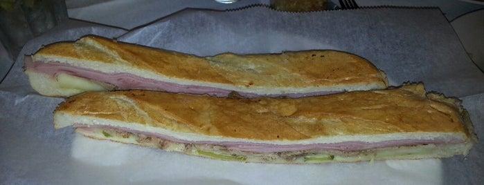 Sol de Cuba is one of Food.
