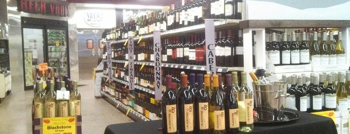 Village Wine And Spirits is one of Businesses & stores supporting Sunday liquor sales.