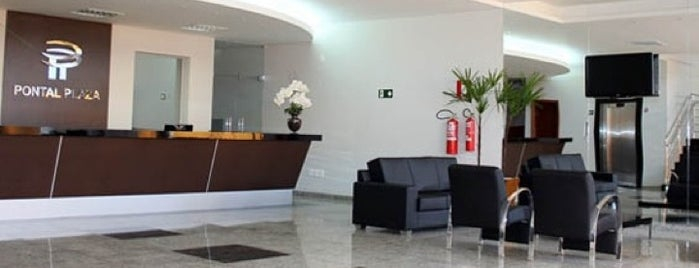 Pontal Plaza Hotel is one of Cvo.