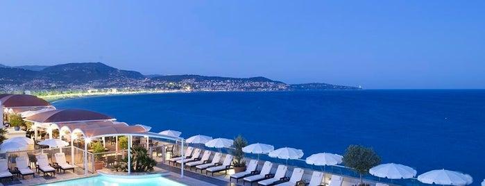 Radisson Blu Hotel Nice is one of Hotels & Casinos.