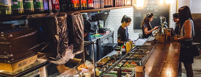 Mr. Bao is one of The 15 Best Places for Yams in Sydney.