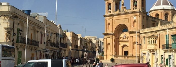 St. Catherine's Church (San Girgor) is one of Malta Cultural Spots.