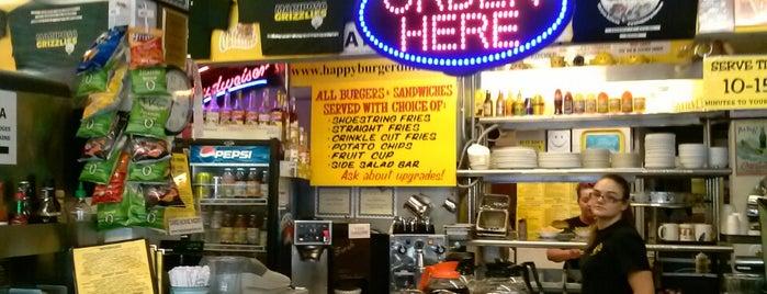 Happy Burger Diner is one of Vegan <3.