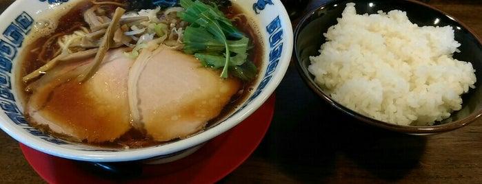星野ラーメン店 is one of ラーメン.