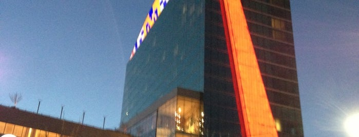 Lumiere Place Casino & Hotel is one of Tallest Buildings in St. Louis.