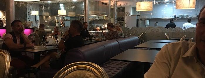 Accés Restaurant Lounge is one of Pendientes.
