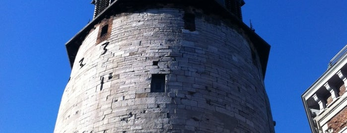 Beffroi de Namur is one of Belgium / World Heritage Sites.