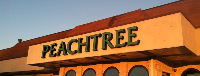 Peachtree Restaurant & Lounge is one of Best Places for Craft Beer.