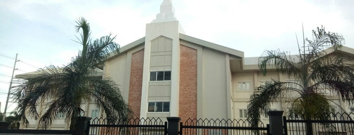 The Church of Jesus Christ of Latter-day Saints is one of My Places.