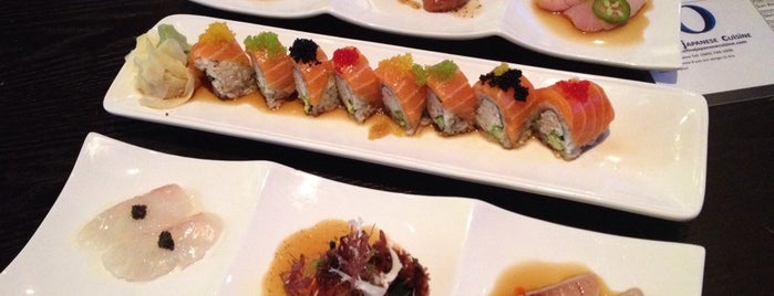 O Fine Japanese Cuisine is one of The 15 Best Places for Sushi in Irvine.