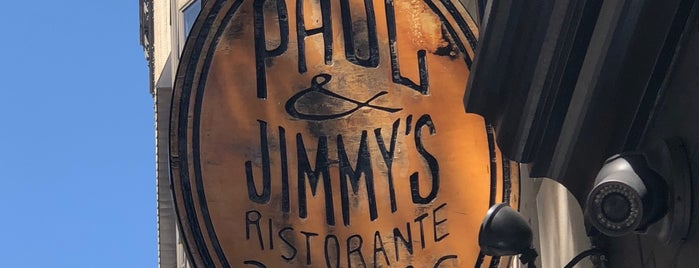 Paul & Jimmy's is one of Gramercy/Union Sq.