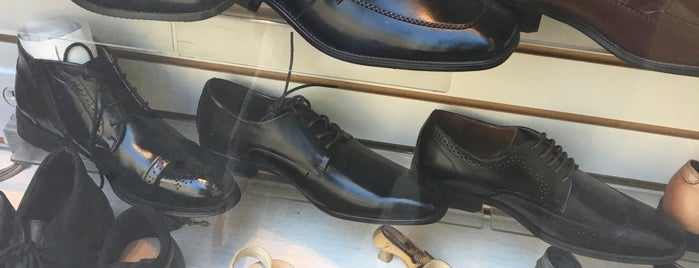 Firm Shoe Repair is one of The 15 Best Places for Boots in New York City.