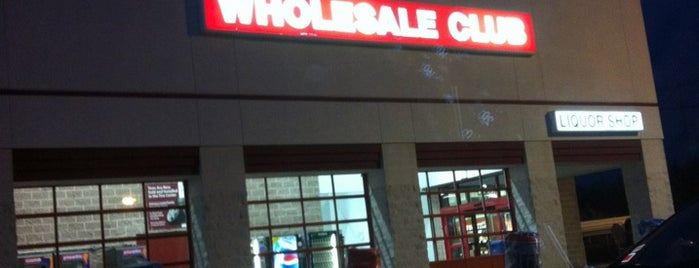 BJ's Wholesale Club is one of Mcclintoks ranch.