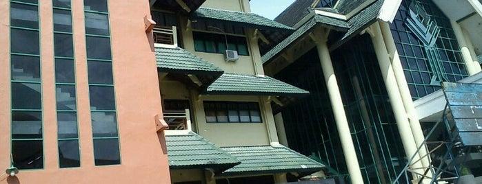 Fakultas Psikologi Sosial Budaya (FPSB) UII is one of Campus.