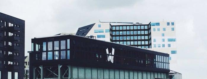 Wolf Atelier is one of Z☼nnige terrassen in Amsterdam.