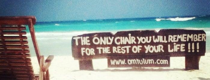 OM Tulum HotelCabanas and Beach Club is one of Tulum.