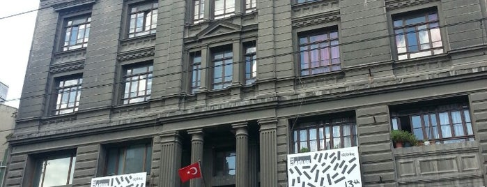Galata Özel Rum İlköğretim Okulu is one of Photo Locations Worth Going Back.