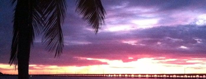 Calusa Beach is one of USA Key West.