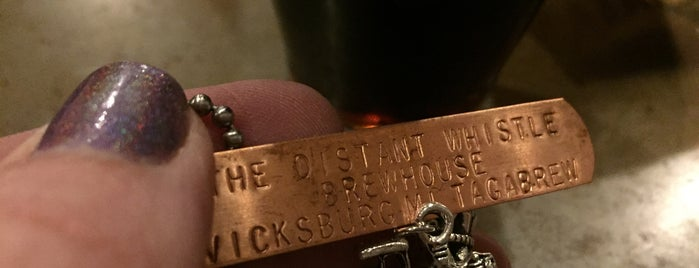 The Distant Whistle Brewhouse is one of Chicagoland Breweries.